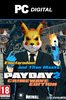 PAYDAY 2: Electarodent and Titan Masks DLC PC